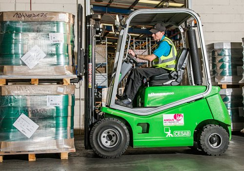 Palletised Distribution Services